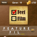 Level Clever 19 Feature film