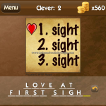 Level Clever 2 Love at first sight