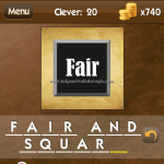 Level Clever 20 Fair and square