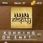 Level Clever 27 Running on empty