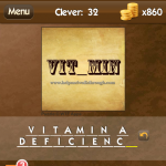 Level Clever 32 Vitamin a deficiency