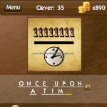 Level Clever 35 Once upon a time