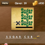 Level Clever 39 Sugar cube