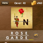 Level Clever 42 Rose garden