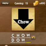 Level Cunning 15 Chow down