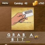 Level Cunning 42 Grab a bite