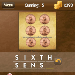 Level Cunning 5 Sixth sense