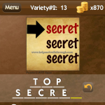 Level Variety 2 13 Top secret