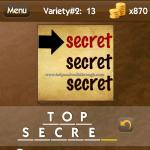 Level Variety 2 13 Top secret