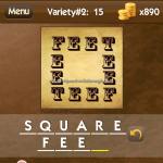 Level Variety 2 15 Square feet