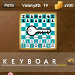 Level Variety 2 19 Keyboard