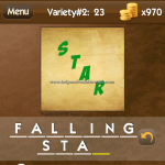 Level Variety 2 23 Falling star