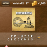 Level Variety 2 27 Counter clockwise