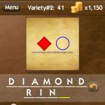 Level Variety 2 41 Diamond ring