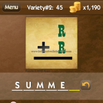 Level Variety 2 45 Summer