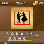 Level Witty 1 Square dance