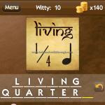 Level Witty 10 Living quarter