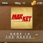 Level Witty 11 Drop in the market