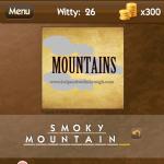Level Witty 26 Smokey mountains