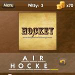 Level Witty 3 Air hockey
