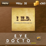 Level Witty 32 Eye doctor