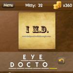 Level Witty 32 Eye doctor