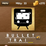 Level Witty 33 Bullet train