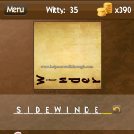 Level Witty 35 Sidewinder