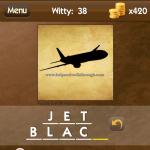 Level Witty 38 Jet black