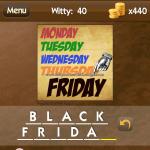 Level Witty 40 Black friday