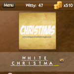 Level Witty 47 White christmans