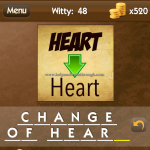 Level Witty 48 Change of heart