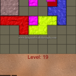 Blocks shapes fits level 19