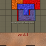 Blocks shapes fits level 3