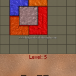 Blocks shapes fits level 5